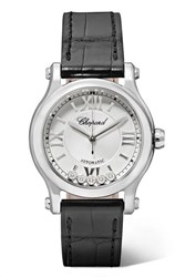Chopard Happy Sport 30Mm Stainless Steel Silver