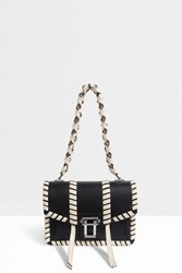 Proenza Schouler Women S Hava Whipstitch Handbag Boutique1 Black