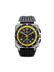 Bell And Ross Br 03 94 R.S.19 42Mm Multicoloured Black Grey Yellow Orange Green