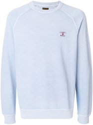 Barbour Pike Sweatshirt Blue