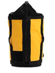 The North Face Explore Haulaback Backpack Yellow