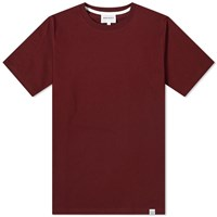 Norse Projects Niels Standard Tee Red