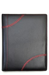 Rawlings Sports Accessories Rawlings 'Baseball Stitch' Portfolio Pad