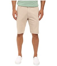 Quiksilver Everyday Chino Shorts Plaza Taupe Men's Shorts Green