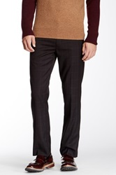 English Laundry Knightsbridge Check Dress Pant Black