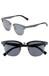 Men's Original Penguin 'The Gimlet' 51Mm Polarized Sunglasses Brushed Gunmetal Smoke