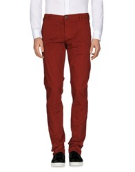 Selected Homme Casual Pants Rust