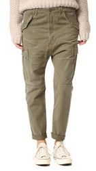 Citizens Of Humanity Ronja Cargo Pants Olive