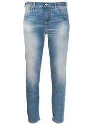 Jacob Cohen Kimberly Cropped Jeans Blue