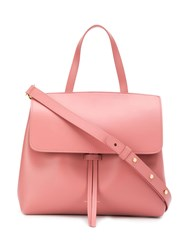 Mansur Gavriel Classic Mini Backpack Pink