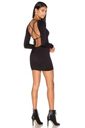 Riller And Fount Marina Dress Black
