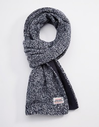 Superdry Misty Scarf Blue