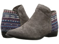 Sbicca Cira Grey Women's Pull On Boots Gray