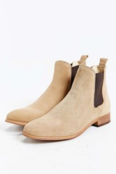 Shoe The Bear Suede Chelsea Boot Oyster