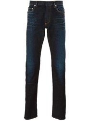 Christian Dior Homme Tapered Jeans Blue