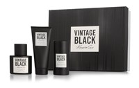 Kenneth Cole Vintage Black 100Ml Eau De Toilette Gift Set