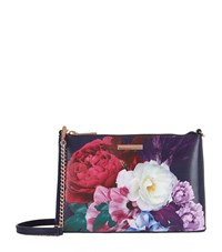 Ted Baker Narla Blushing Bouquet Cross Body Bag Female Multi
