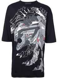 Diesel Black Gold 'Tikuna' T Shirt Black
