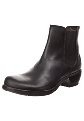 Fly London Make Ankle Boots Black