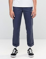 Dickies 873 Work Pant Straight Chino Navy