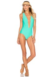 Beach Riot X Revolve X A Bikini A Day Leila One Piece Mint