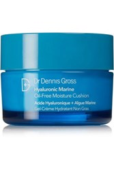 Dr. Dennis Gross Skincare Hyaluronic Marine Oil Free Moisture Cushion Colorless
