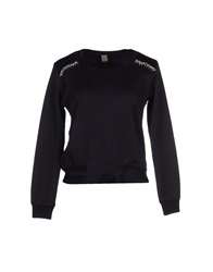 Jijil Sweatshirts Black