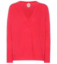 Jardin Des Orangers Cashmere Sweater Red