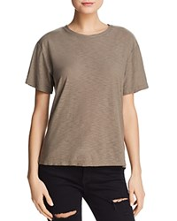 Michelle By Comune High Low Tee Olive