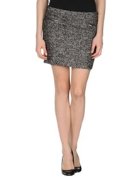 Joseph Mini Skirts Black