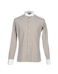 Kolor Shirts Shirts Men Light Grey