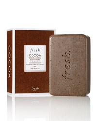 Cocoa Exfoliating Body Soap 7.0 Oz. Fresh Brown