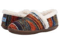 Toms Slipper Multi Wool Stripe Women's Slippers