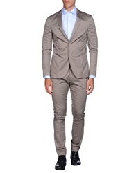 Asfalto Suits Khaki