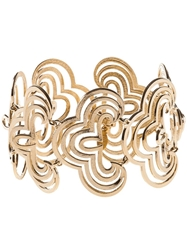 Wouters And Hendrix 'Festive' Bracelet Metallic