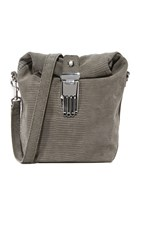 Opening Ceremony Athena Cross Body Bag Ash Grey