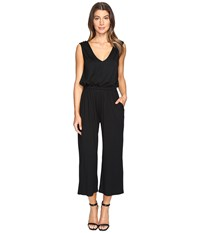 Rachel Pally Caysey Jumpsuit Black Women's Jumpsuit And Rompers One Piece