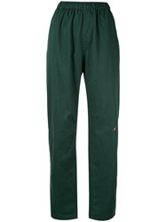Undercover Relaxed Track Pants Green