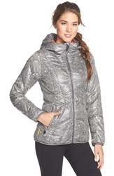 Women's Lole 'Elena' Water Resistant Quilted Jacket Black