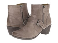 Softspots Saffron Grey Women's Boots Gray