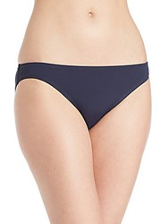 Michael Michael Kors Bohemian Rhapsody Bikini Bottom New Navy
