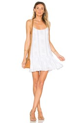 Indah Juniper Mini Dress White