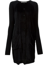 Jean Paul Gaultier Vintage Shirt Dress Black