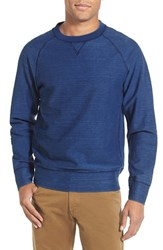 Men's Billy Reid 'Fisher' Raglan Crewneck Pullover