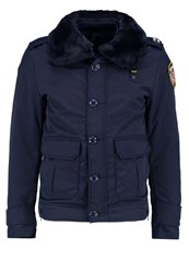Blauer Light Jacket Blu Blue