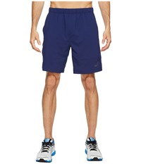 Asics Tennis Club Challenger 7 Shorts Indigo Blue Men's Shorts