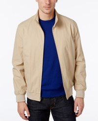 Club Room Men's Jacket Only At Macy's Serene Beige