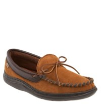 L.B. Evans 'Atlin' Moccasin Saddle Terry