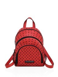 Kendall Kylie Sloane Mini Studded Leather Backpack