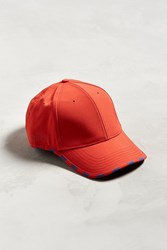 Hall Of Fame Strapback Hat Red